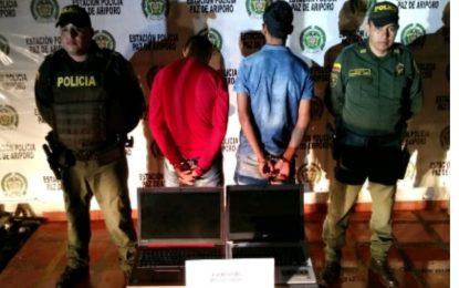 En Casanare, 18 capturas y 1 aprehensión en flagrancia o por orden judicial por diferentes delitos se registró durante el fin de semana