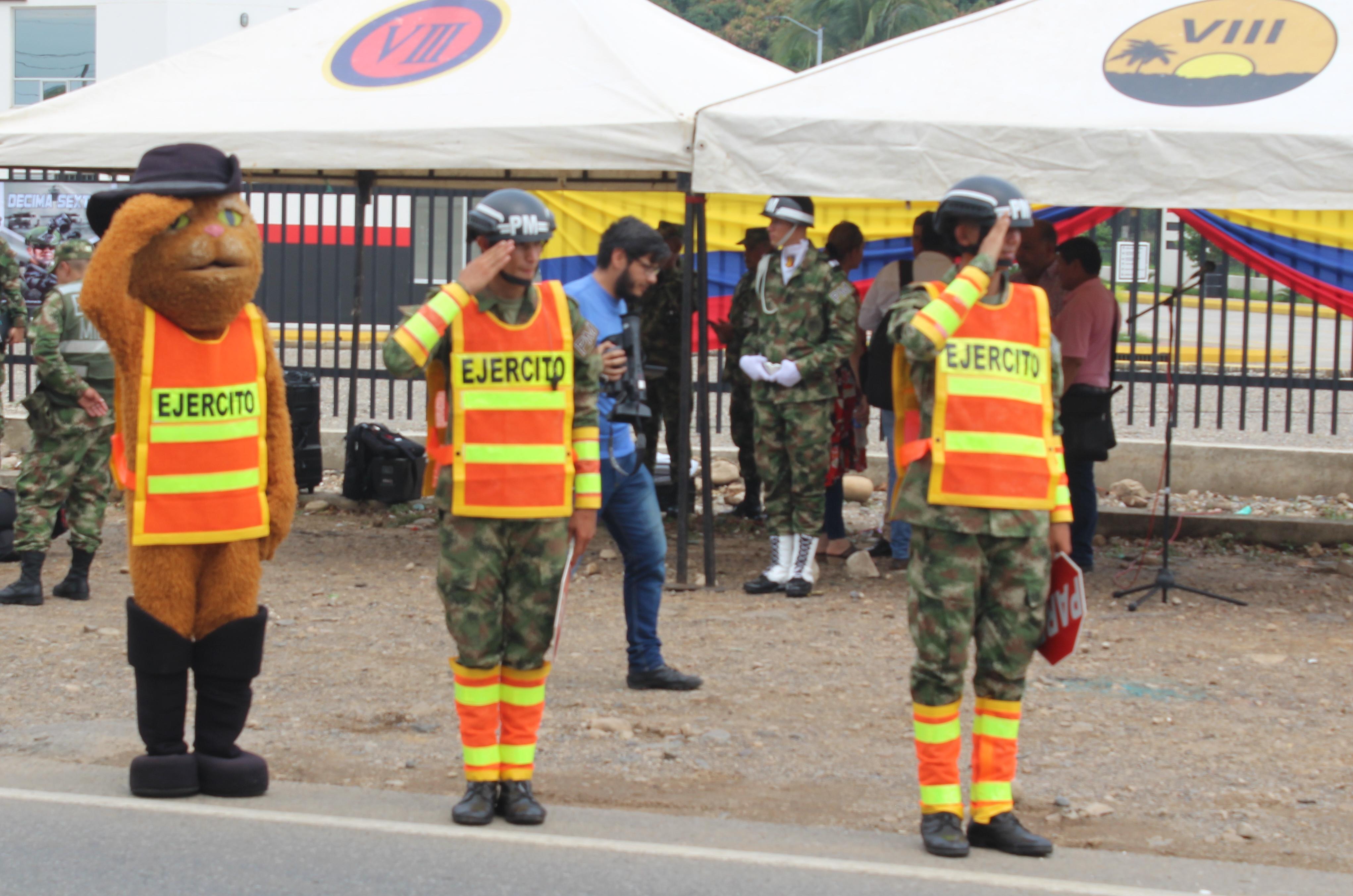 Photo of En Casanare, Ejército Nacional lanzó plan de seguridad para Semana Santa