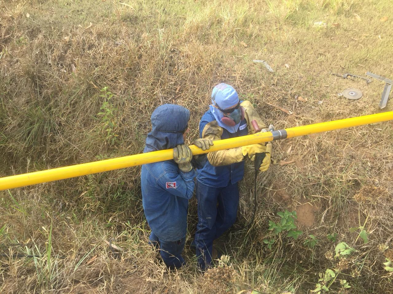 Photo of Más de 21 mil personas beneficiadas con el servicio de gas domiciliario en Casanare.
