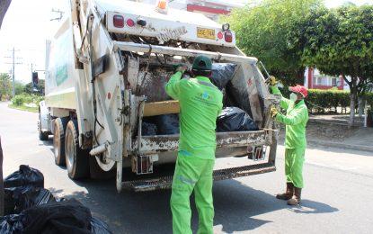 En Yopal, multa de 780.000 a quien deje basura en separadores y lotes baldíos