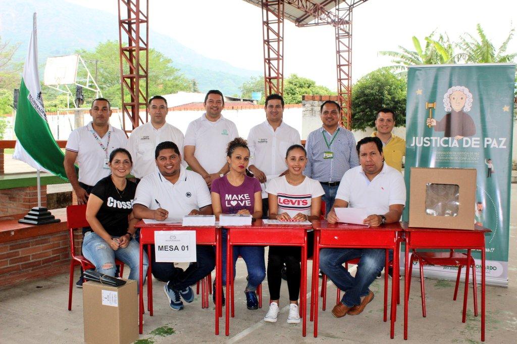 Photo of Yopal ya tiene nuevos Jueces de Paz y de Reconsideración