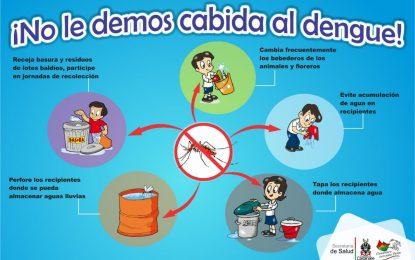 En aumento casos de dengue en Casanare
