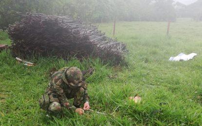 En Aguazul, Ejército Nacional neutralizó atentado terrorista en contra del Consorcio Cusiana.