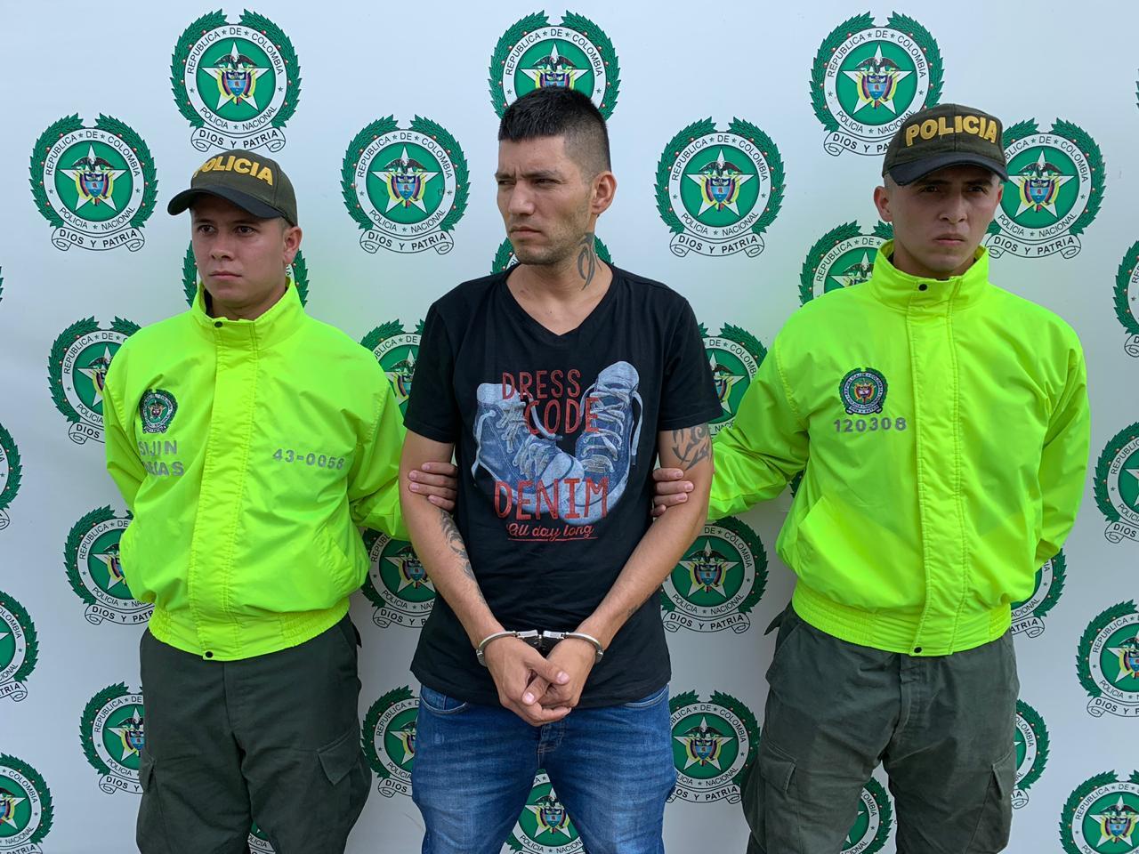 """Photo of En Yopal, SIJIN capturó a alias """"Fredy Peleas"""", quien tiene amplio prontuario delictivo"""