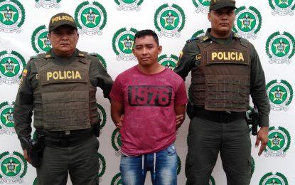 En Pore, fue capturado presunto asesino de  campesino