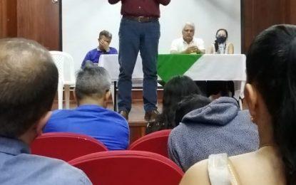 UPTC reabre inscripciones en Casanare. Directivos de institución se reunieron con estudiantes en Aguazul