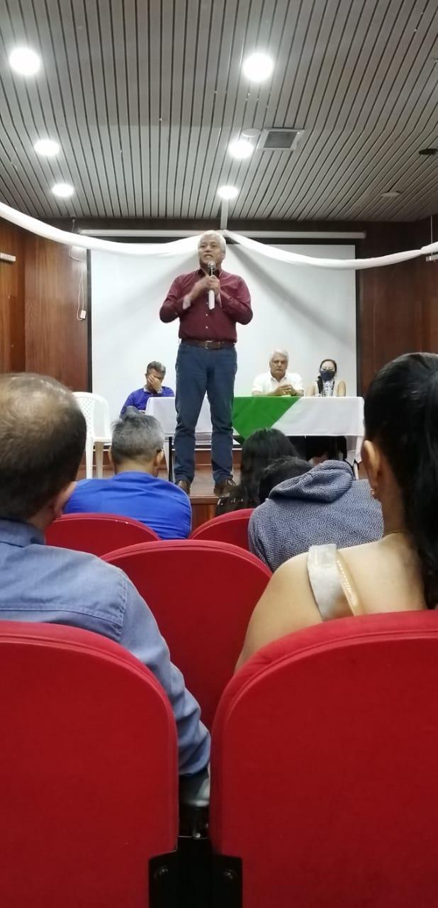 Photo of UPTC reabre inscripciones en Casanare. Directivos de institución se reunieron con estudiantes en Aguazul