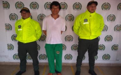En Yopal, cayó otro de los 40 ladrones más buscados