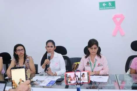 Photo of En Casanare, lanzamiento de campaña Mujer Defiende Tu Vida de Capresoca EPS