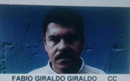 Fue enviado a la cárcel integrante de las disidencias de las FARC que extorsionaba en Casanare