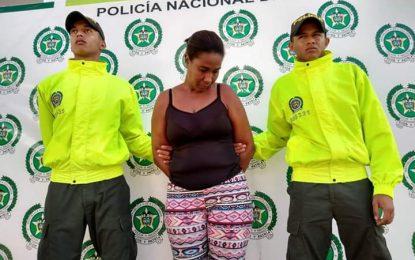 Mujer condenada a 28 meses de prisión por el delito de  tráfico de estupefacientes, en Villanueva