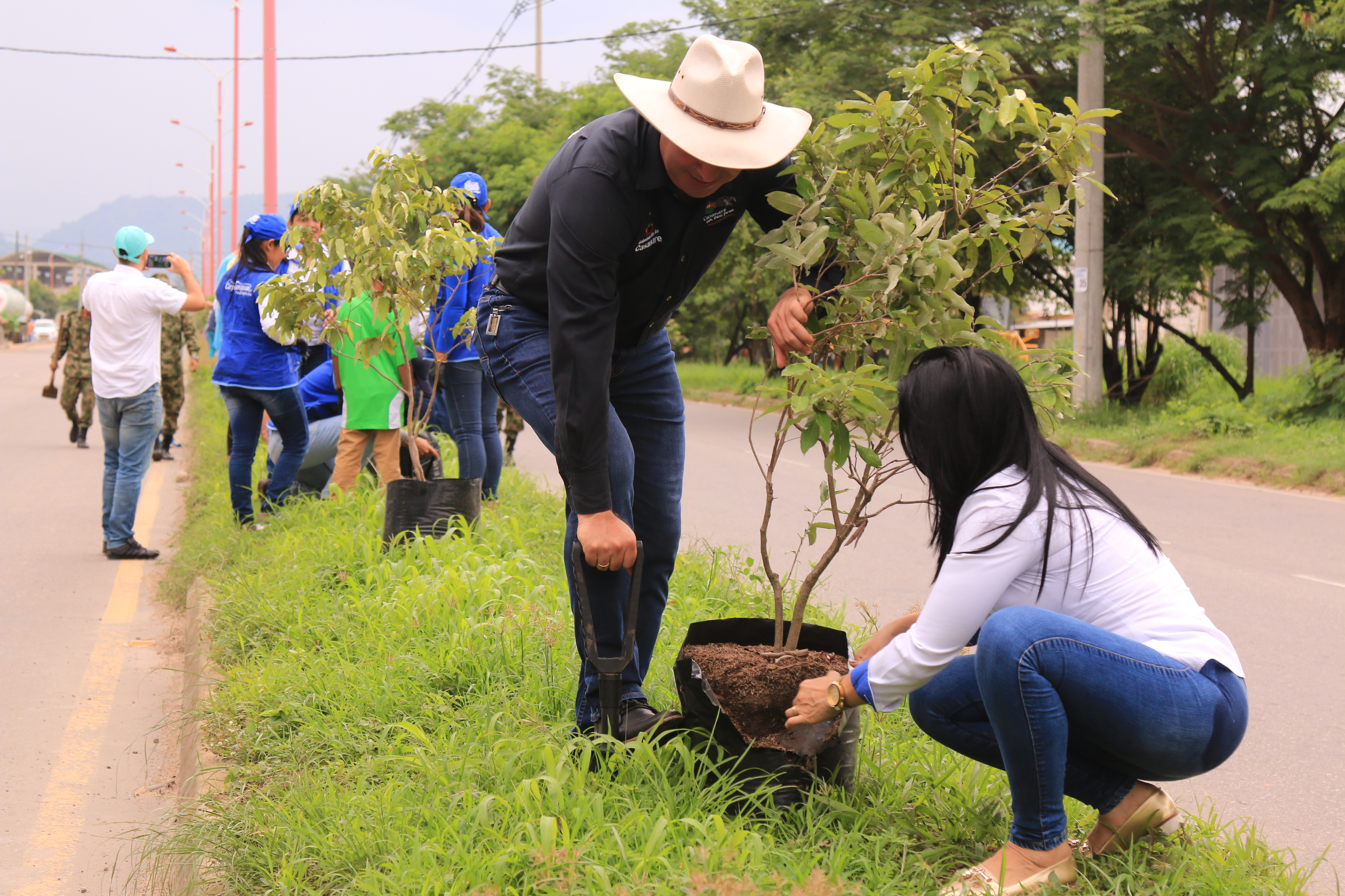 Photo of Sembrarán en Villa David árboles Flor Amarillo en conmemoración del Día Mundial del Medio Ambiente
