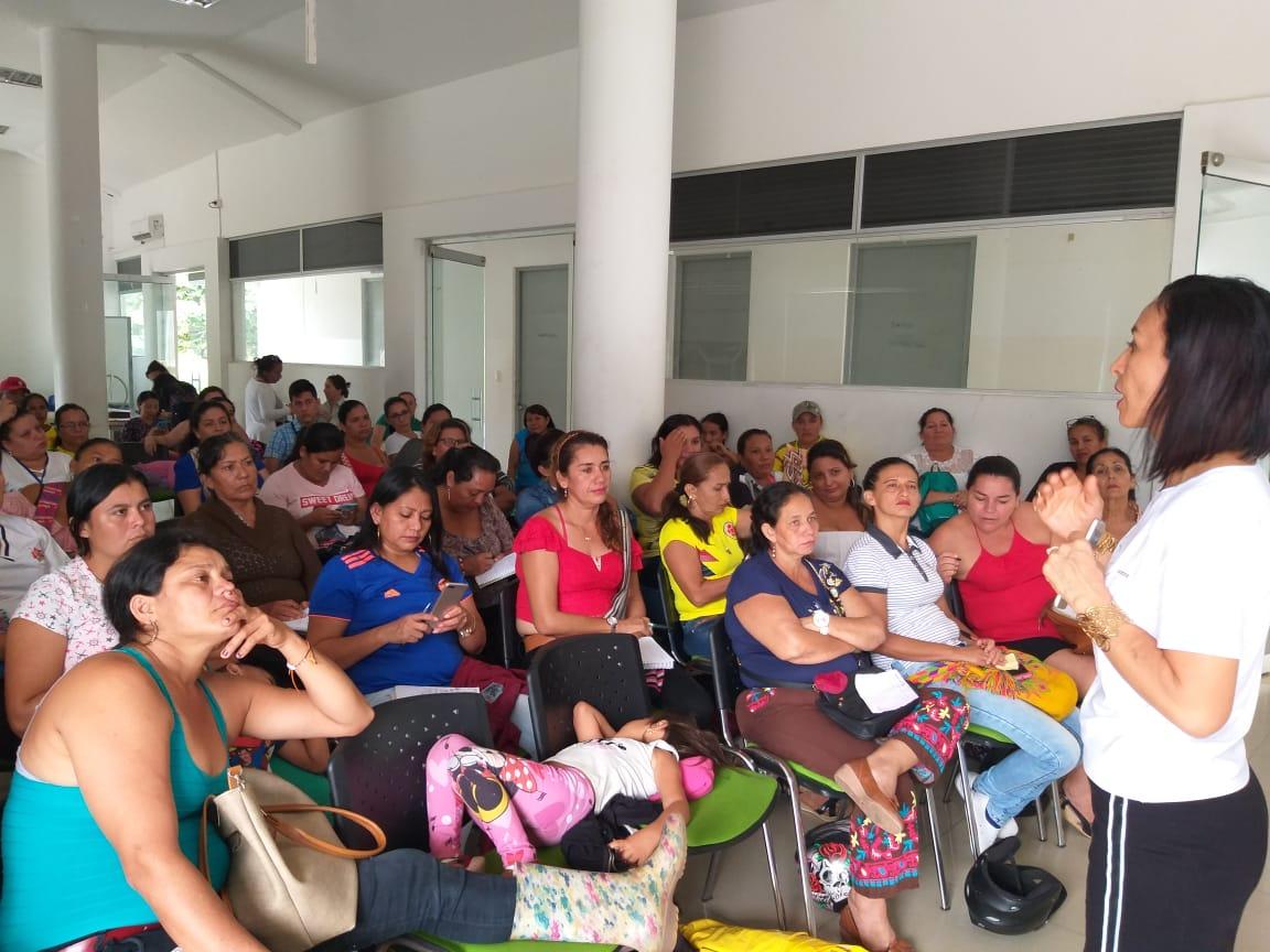 Photo of 210 encuentros pedagógicos con las madres de Familias en Acción de Yopal