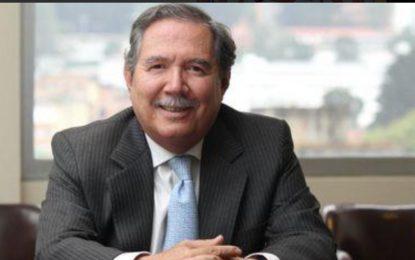 Ministro de Defensa Guillermo Botero estará este viernes 14 de junio en Casanare