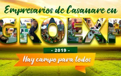 Casanare está haciendo historia en Agroexpo 2019
