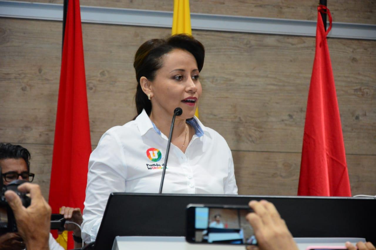 Photo of Sonia Bernal, arrancó su candidatura con más de 200 líderes y lideresas en Casanare