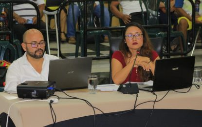 Debate de control a secretaria de Vivienda se realizó en el despacho de la asamblea departamental