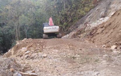 4 Deslizamientos se han registrado en Chámeza