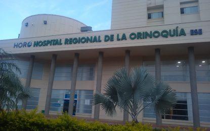 Dengue, aumentó la emergencia funcional en el Hospital Regional de la Orinoquía