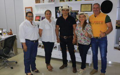 gerente general del ICA Deyanira Barrero León estuvo en Casanare