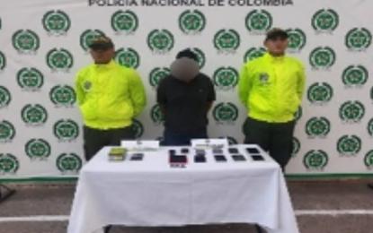 En Casanare durante el fin de semana fueron capturadas 6 personas por la Policía Nacional