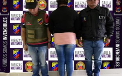Fue capturada presunta extorsionista que delinquir en Casanare