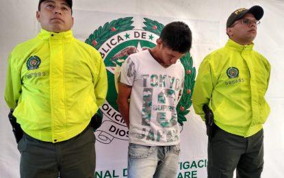 En Yopal, utilizaba armas blancas para despojar de sus pertenencias a las víctimas