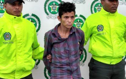 En Yopal, mujer capturada por el delito de tráfico de estupefacientes