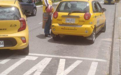 Taxistas de Yopal fueron sensibilizados en cultura vial