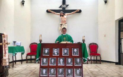 Ejército Nacional honro la memoria de 14 militares que fueron asesinados en el 2013, en Arauca
