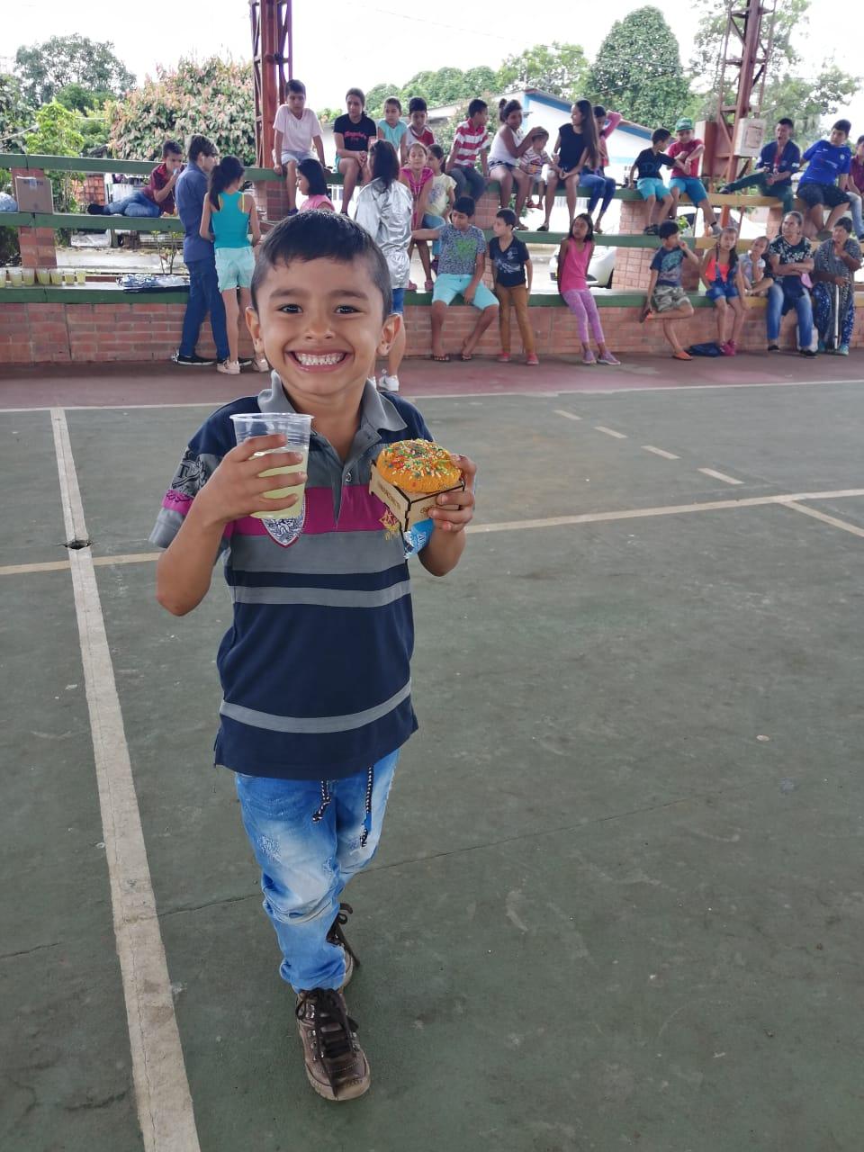 Photo of Foto publicada en redes sociales sobre evento infantil en Sabanalarga no corresponde a la realidad