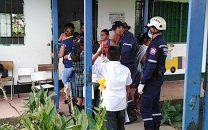 Diez niños de una vereda de Nunchía fueron atendidos por posible intoxicación causada por plaguicida