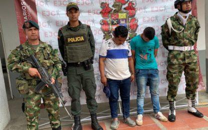 Ejército Nacional frustra atentado terrorista en Arauca
