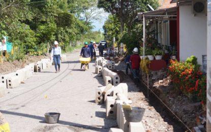 Se realiza proyecto de pavimentación en 140 tramos de vías urbanas de Yopal