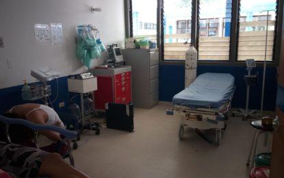 Secretario de Salud del Departamento visitó centro hospitalario de Paz de Ariporo