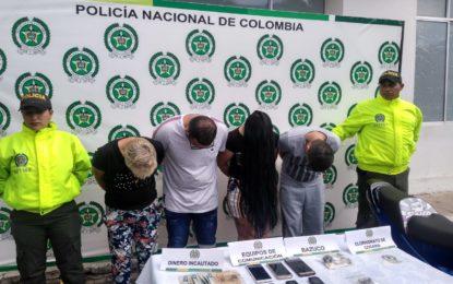 """SIJIN Casanare, Desarticularon banda """"Los Zorros"""""""