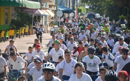 Más de 4.400 millones de pesos para bicicarriles y señalización vial para Yopal
