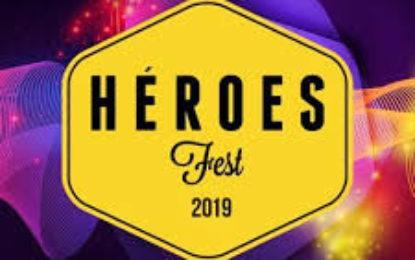 El 15 y el 16 de agosto llega a Yopal el Héroes Fest
