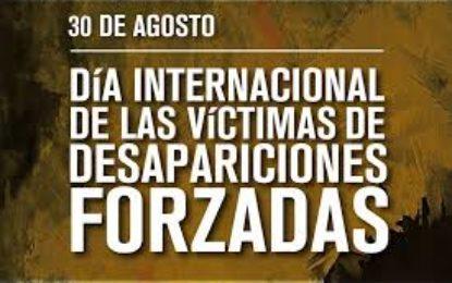 Casanare conmemorará el Día Internacional de las Víctimas de Desaparición Forzad