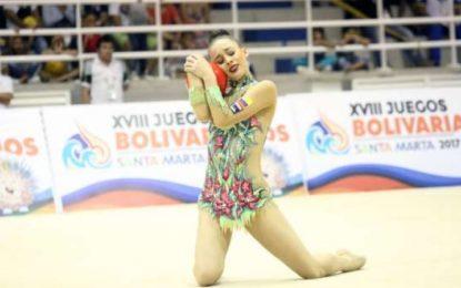Dussán le pone ritmo a la gimnasia en los Panamericanos de Lima