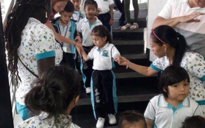 El 2 de septiembre se abres inscripciones de alumnos nuevos en grado de transición para Yopal