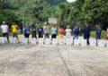 Familias afectadas tras deslizamiento en Sabanalarga reciben ayuda