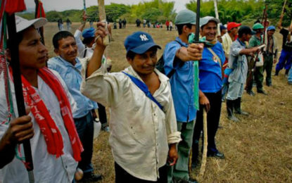 Comunero indígena fue asesinado en Caloto, Cauca