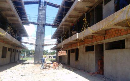 33% va la construcción del nuevo Centro de Investigación Criminal (Sijín)