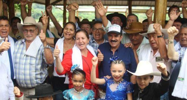 Photo of Corregimientos de Yopal le demostraron su apoyo a Marco Tulio Ruiz