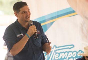 Photo of Támara, Aguazul y Villanueva recibieron el fin de semana a Salomón Sanabria