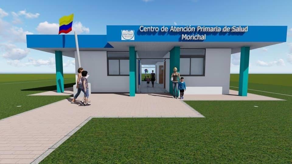 Photo of Comunidad de Santa Fe de Morichal tendrá nuevo centro de salud