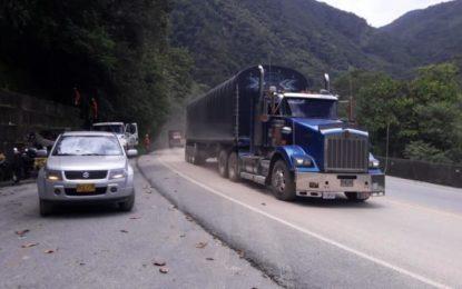 Más de 2.400 pasajeros se movilizaron reapertura vía bogotá – villavicencio