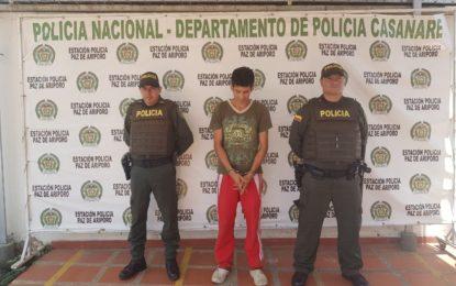 Cárcel para reincidente de hurto que se encontraba en libertad condicional