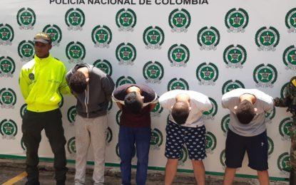 """En Casanare, Cayó banda """"los cannabis"""""""